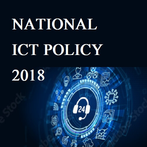 National ICT Policy 2018